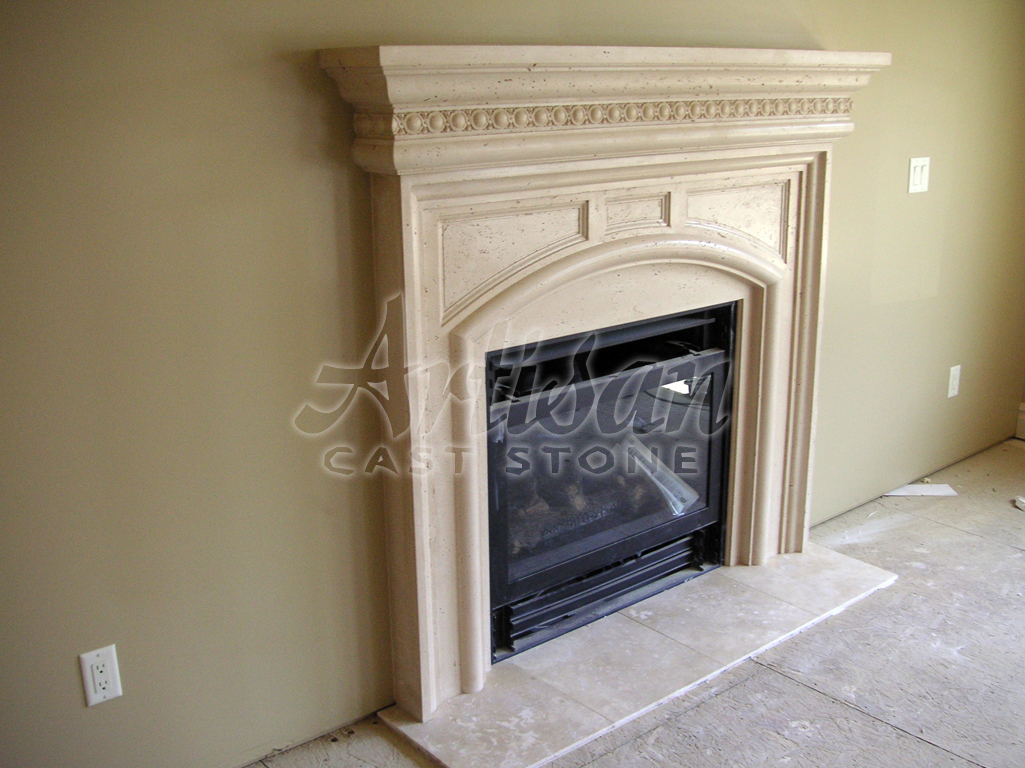 utah fireplace mantel gallery artisan cast stone