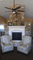 Utah Fireplaces by Artisan Cast Stone