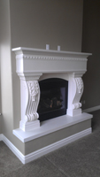 Fireplace Mantels in Utah