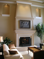 Fireplaces in Utah from Artisan Cast Stone
